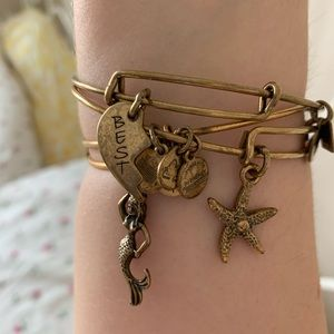 Alex & Ani Bracelet Bundle